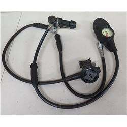 ScubaPro Regulator & UWTec Dive Pressure Gauge, Scuba, Untested. Working condition unknown. Should b