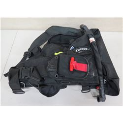 Zeagle BCD Bouyancy Compensator Scuba Ripcord Weight System, Scuba, Untested. Working condition unkn
