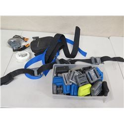 Mares Straps New in Package & Misc Strapping & Fasteners