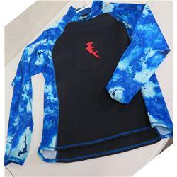 HammerHead Ambush Rashgaurd Blue Size XL