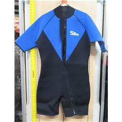 "Sea Sports Short Sleeve Wet Suit 45"" Long"
