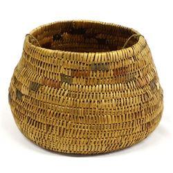 Antique/Vintage Jicarilla Apache Basket