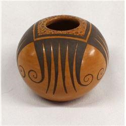 Hopi Pottery Jar by Gloria Kahe
