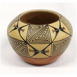 Jemez Pottery Bowl by Pauline Romero
