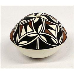 Acoma Pottery Jar by Yolanda Trujillo