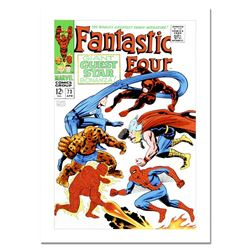 Fantastic Four #73 by Marvel Comics