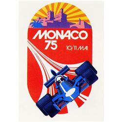 George Ham - Monaco 1975