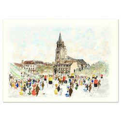 St Germain du Pre by Huchet, Urbain