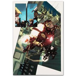 Iron Man 2.0 #1 by Marvel Comics