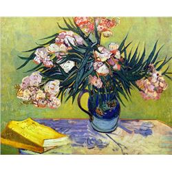 Van Gogh - Still Life With Oleander