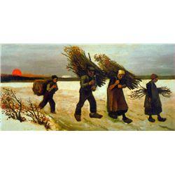 Van Gogh - Apples