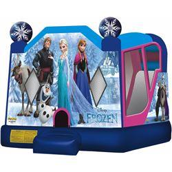 Frozen Combo Jumper w/ Slide 18'x15'
