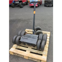 Inflatable Rolling Machine 2000 -  IRM 2000