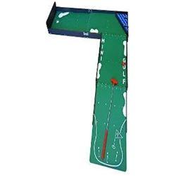 Miniature Golf Putt (Professionally made) Hole #9 of 9-hole set