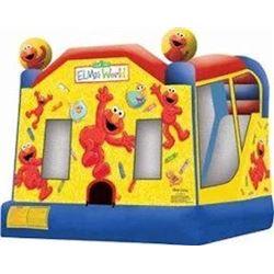Elmo Combo Jumper w/Slide 18'x15'