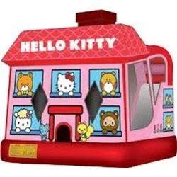 Hello Kitty Jumper/Slide 18'x15'