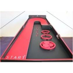 Carnival Game with 5' Table. Whip & Skip. Professionally made for the rental market. Manufacturer: W