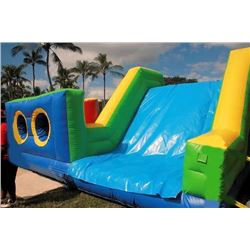 Mini Force Inflatable Obstacle Course