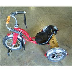 Red Schwinn Toddler Tricycle