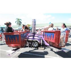 Turbo Tubs Carnival Ride