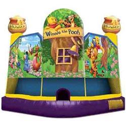 15' Winnie the Pooh Club house jumper
