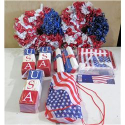 Patriotic Misc Decorations
