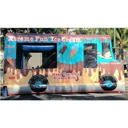 Ice Cream Jumper/Slide Combo