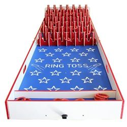 Carnival Game (Professionally made): Ring Toss