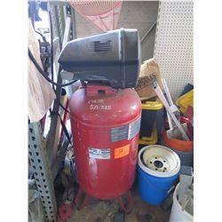 33-Gallon Compressor w/ Kobalt Retractable Hose