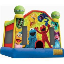 13' Sesame Street Jumper