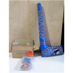 Qty 36 Hockey Stick Inflatable