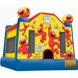 Elmo World Jumper 13x13