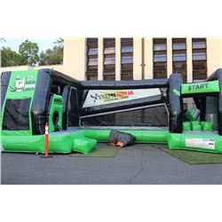 Xtreme Ninja Obstacle Course