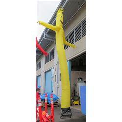 Fly Guy w/ Blower - Yellow
