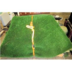 Artificial Turf Remnants