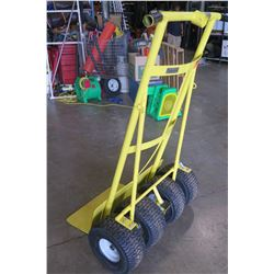 Extra Large Hand truck for Big Inflatables