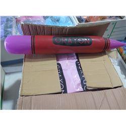 Crayola Crayon Inflatable Prizes