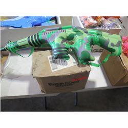 Qty 132 - Camo Machine Gun Inflatable