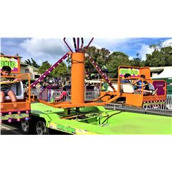 Supersonic Carnival Spin Ride