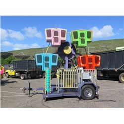 Mini Ferris Wheel Carnival Ride