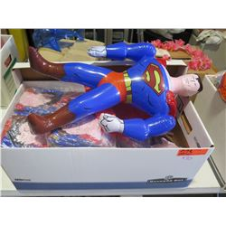 Qty 90 - Superman Inflatable
