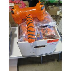 Qty 228 - Zoo Animal Hammer Inflatable