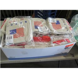 Qty 160 - Patriotic Small Tote Bag