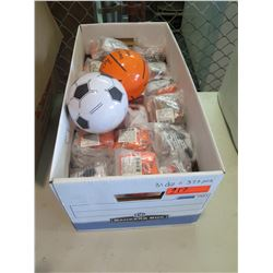 Qty 372 - Asst. Sports Balls Inflatable
