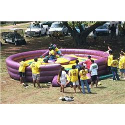 Rocking Jousting Inflatable