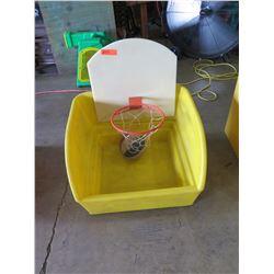Mini Basketball Table Top Game
