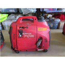 Honda 700W Portable Generator - Not working