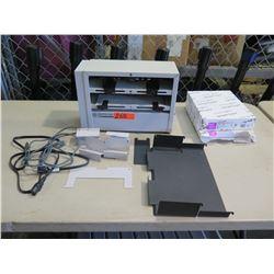 Martin Yale Business Card Cutting Machine