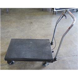 Hydraulic Lift Cart