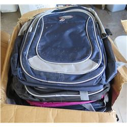 Qty 8 - American Sport Backpack -